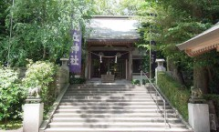 旭丘神社のご案内